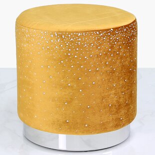 Smith Dressing Table Stool By Canora Grey