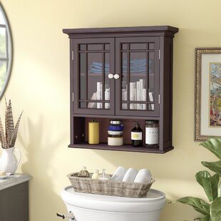 Best Price Bewley 22 W x 24 H Wall Mounted Cabinet ByThree Posts