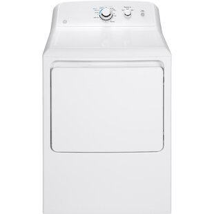 6.2 cu. ft. High Efficiency  Electric Dryer with Aluminized Alloy Drum