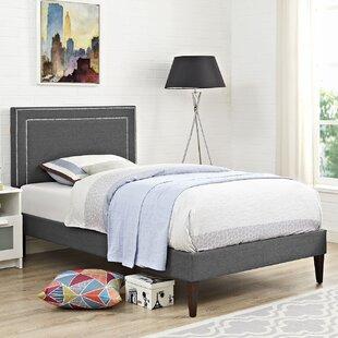 Eyre Upholstered Platform Bed