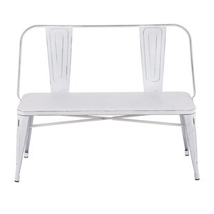 Claremont Metal Bench