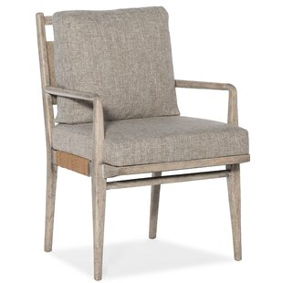 Amani Upholstered Dining Chair (Set of 2) Hooker Furniture
