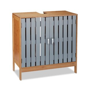 Linley 60cm X 61.5cm Free-Standing Cabinet By August Grove