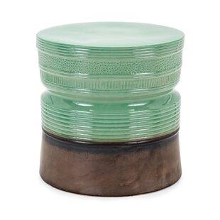 Steen Ceramic Garden Stool