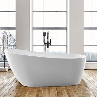 Freestanding Tub With Shower Wayfair
