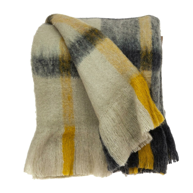Winston Porter Mills Woven Handloom Throw Wayfair