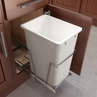 Oeko 9 Gallon Trash Can by Vauth-Sagel