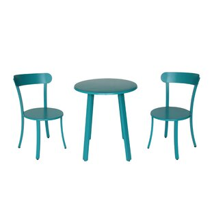 Avery 3 Piece Bistro Set