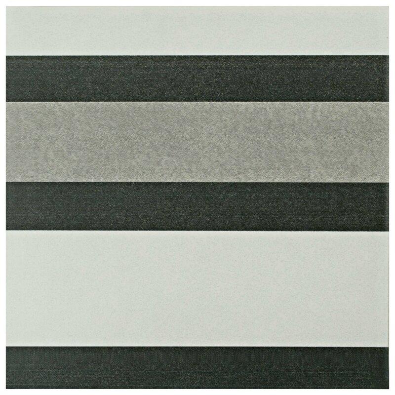 Forties 7 75 X Ceramic Field Tile In Frame Gray