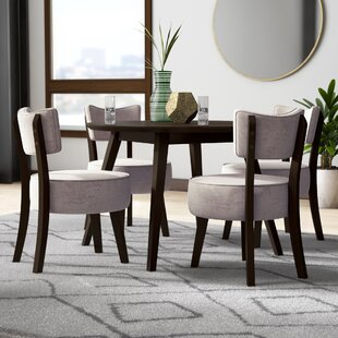 Predmore 5 Piece Dining Set Brayden Studio