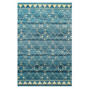 Briella Blue Area Rug