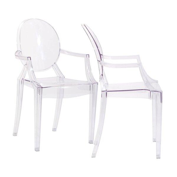 Bon Acrylic Clear Chair | Wayfair