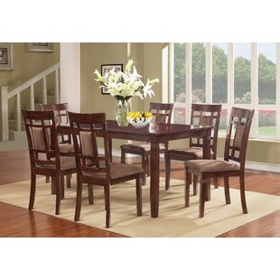 Nathaniel Home 7 Piece Dining Set