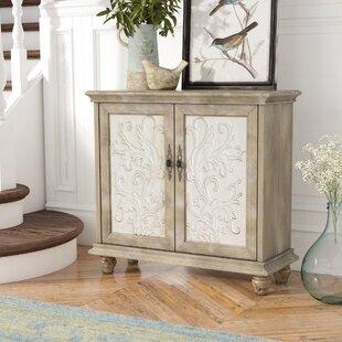 Lark Manor Biscay 2 Door Accent Cabinet