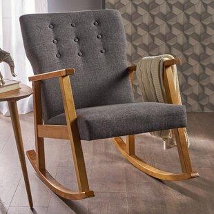 Price comparison Welborn Rocking Chair by Brayden Studio