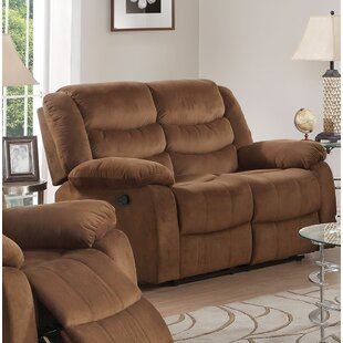 Fiorillo Motion Padded Reclining Loveseat by Red Barrel Studio