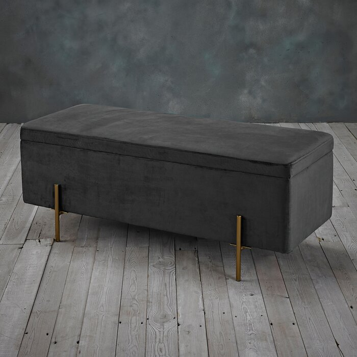Wondrous Colangelo Upholstered Storage Bench Caraccident5 Cool Chair Designs And Ideas Caraccident5Info
