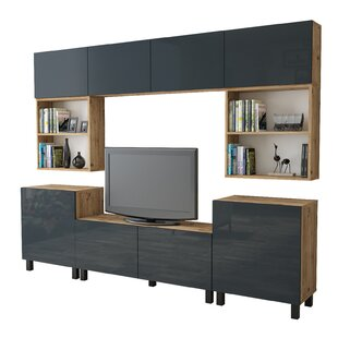 Ashe Entertainment Unit For TVs Up To 70