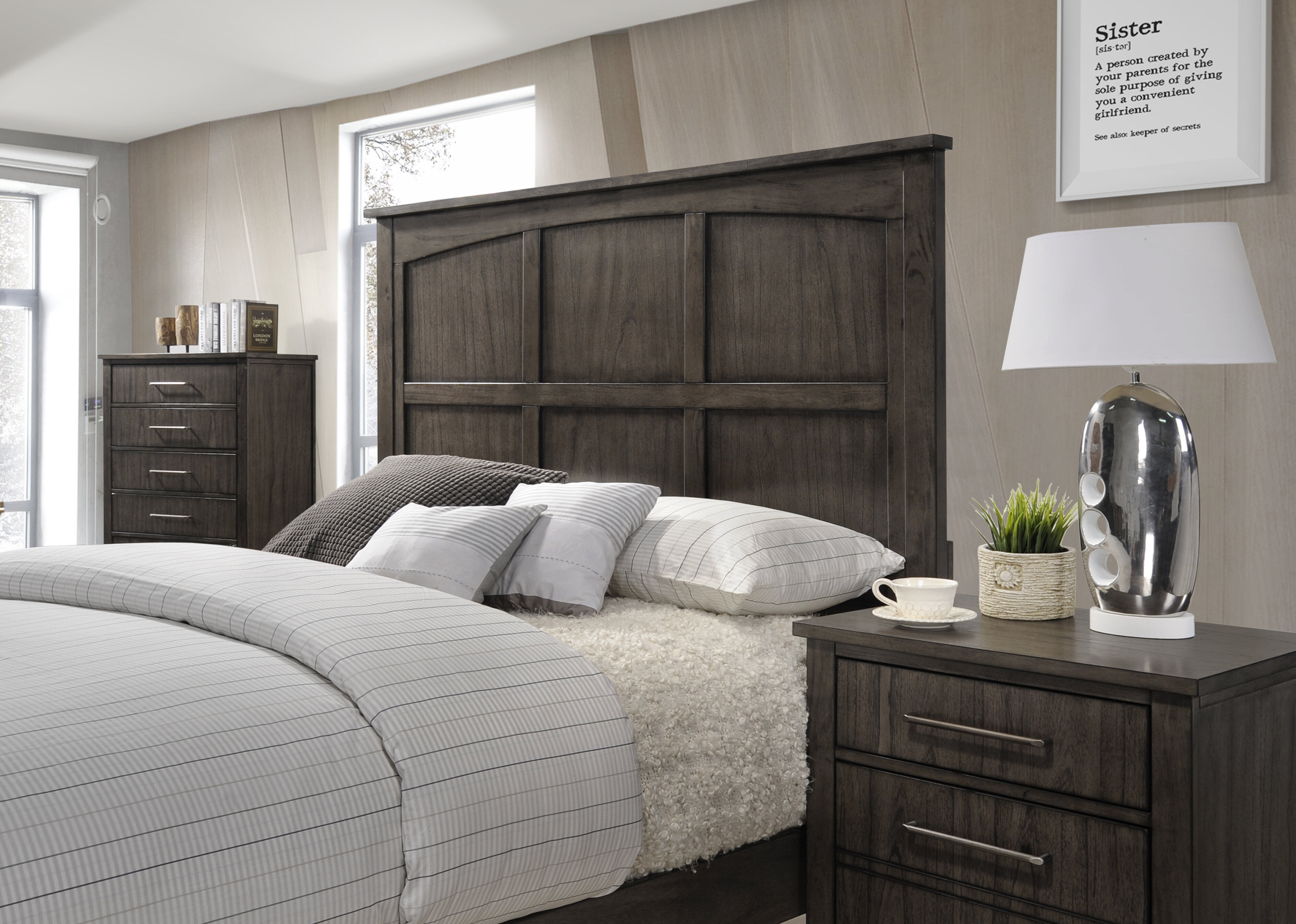 Awe Inspiring Bedfordshire King Panel Headboard Home Interior And Landscaping Staixmapetitesourisinfo
