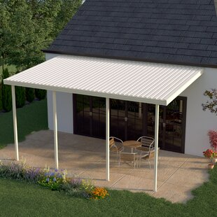 12 Ft. W X 12 Ft. D Patio Awning