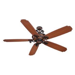 Affordable 68 Kate 5-Blade Ceiling Fan By Fleur De Lis Living