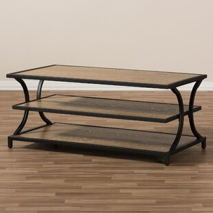Price Check Pietrzak Coffee Table by Gracie Oaks Reviews (2019) & Buyer's Guide