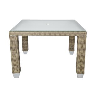 Patio Heaven Square Dining Table
