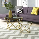 Herod Frame 2 Piece Bunching Tables