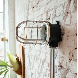 Affordable Price Launceston 1-light Outdoor Sconce By Cocoweb