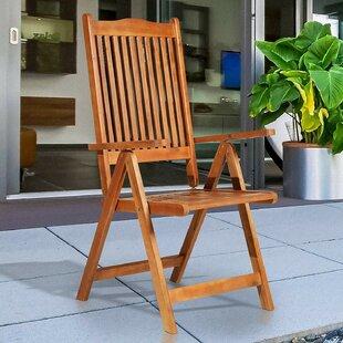 Tiberius Folding Garden Chair By Sol 72 Outdoor