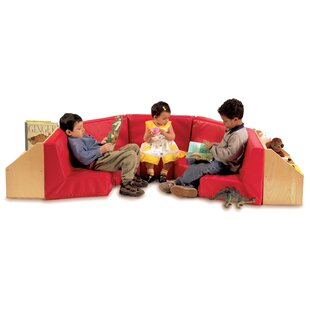 Reading Nook Kid's Sofa by Whitney Brothers