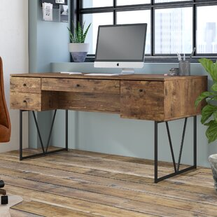 Granite 4 Drawer Writing Desk by Trent Austin Design Find
