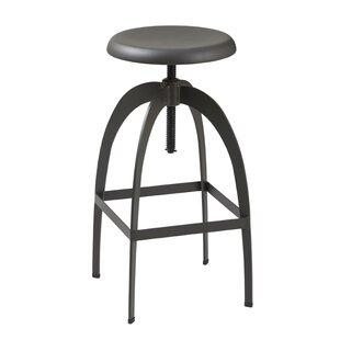 Prime Cheap Indio Adjustable Height Swivel Bar Stool By Trent Creativecarmelina Interior Chair Design Creativecarmelinacom