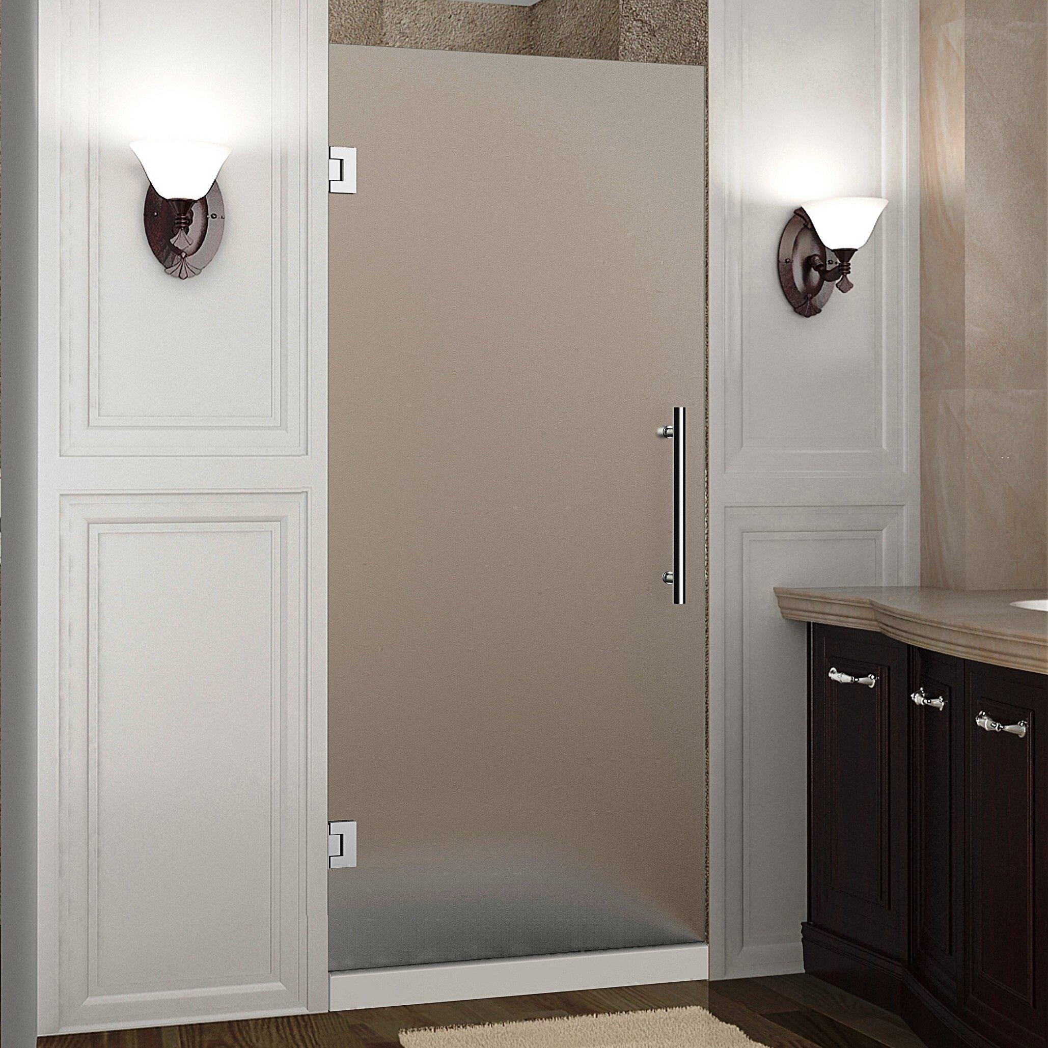 32 single panel swinging door pics 793