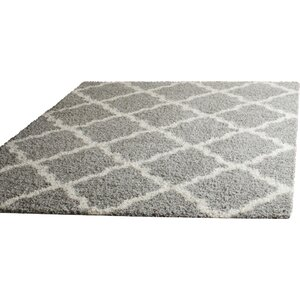 Charmain Gray/Ivory Area Rug