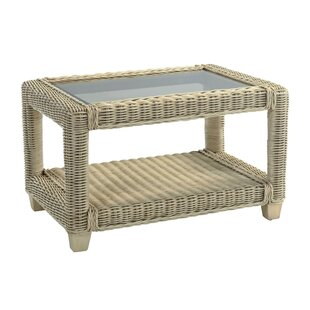 Shamrock Natural Coffee Table With Storage By Beachcrest Home