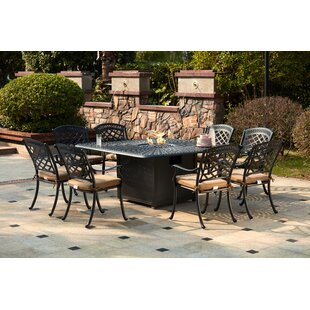 Firepit Patio Dining Sets Free Shipping Over 35 Wayfair