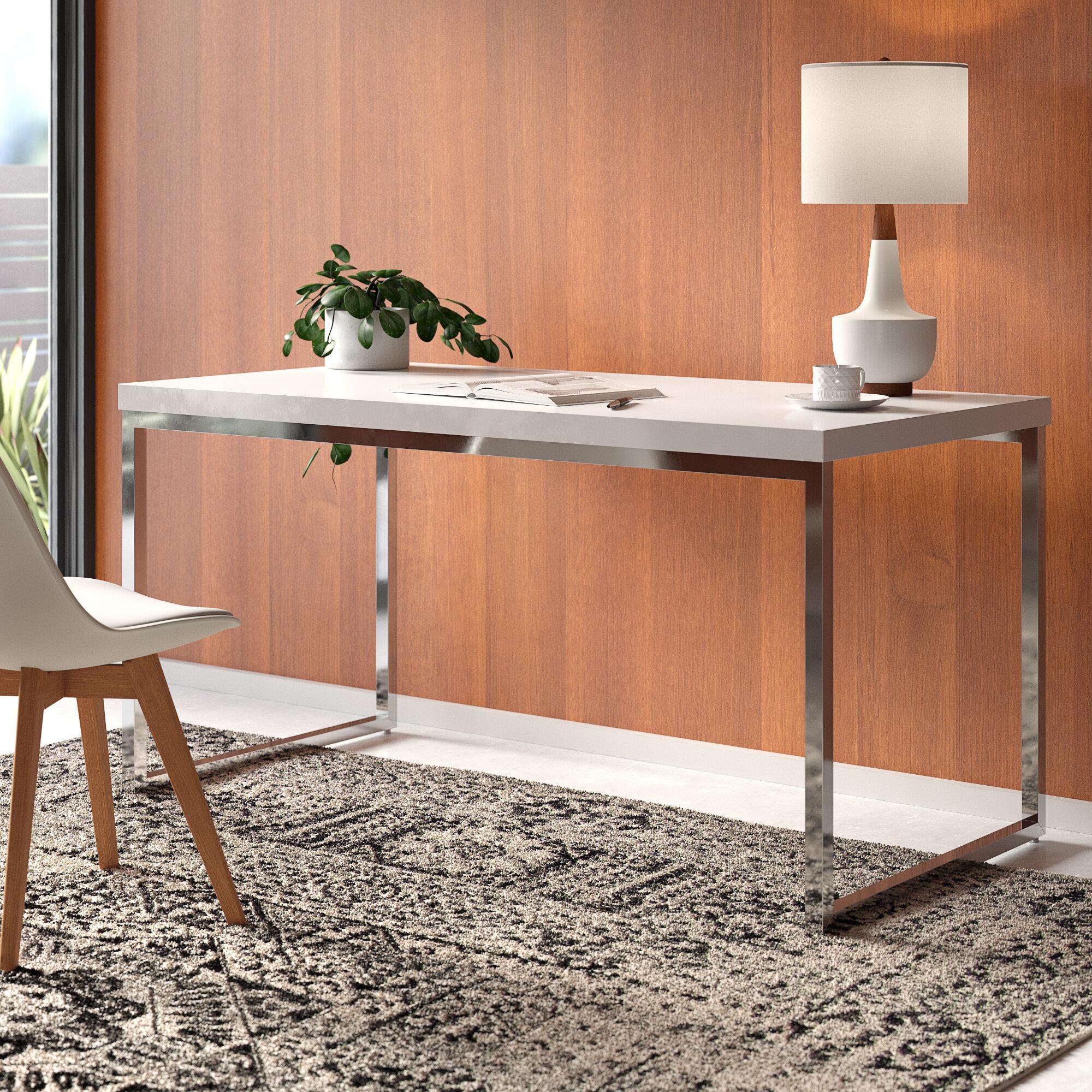Modern Minimalist Desks Allmodern