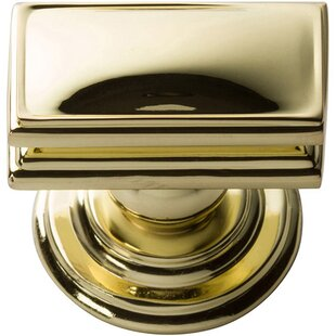 Campaign Rectangle Bar Knob