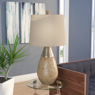 Inexpensive Greene Molded 40 Table Lamp By George Oliver