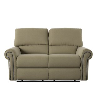 Cory Reclining Loveseat by Wayfair Custom Upholstery™