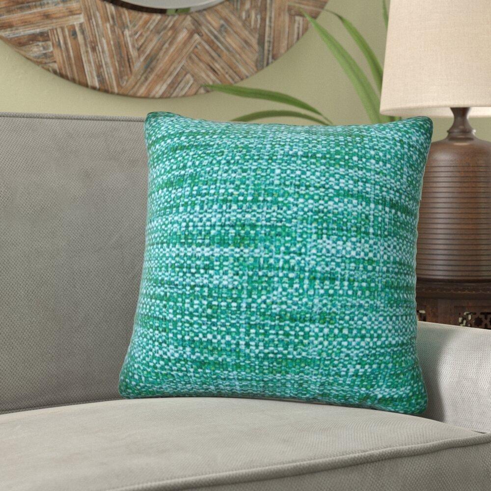 Dakota Fields Boho Outdoor Square Pillow Cover Insert Wayfair