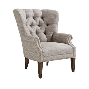 Ariana Wilton Wingback Chair by Lexington
