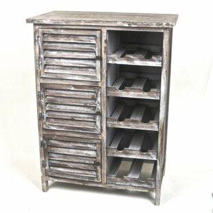Charmant Gwinnett Wooden Wine Bar Cabinet