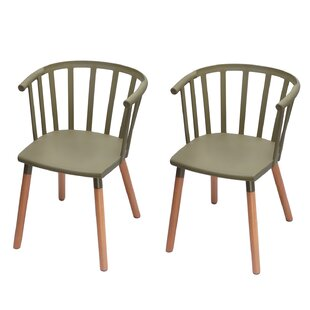 Futch Plastic Dining Chair (Set of 2) by ..