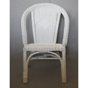 Robbyn Wicker Bistro Curve Armchair by Highl..