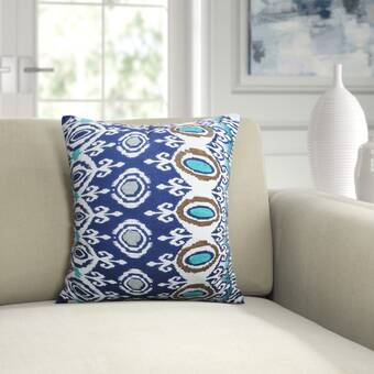 The Fabric Shoppe Tropics Outdoor Rectangular Pillow Cover Insert Perigold