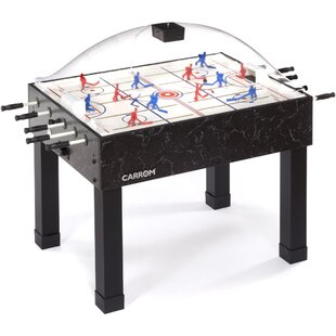 Super Stick Dome 58 Hockey Table By Carrom