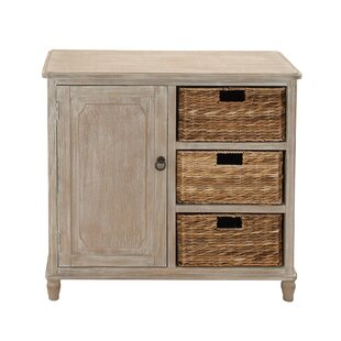Compare prices Basket 3 Drawer Accent Chest By Cole & Grey