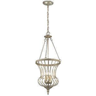 Badgley 3-Light Urn Pendant by Darby Home Co